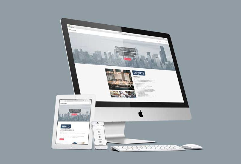 Hospitality Consultants Website