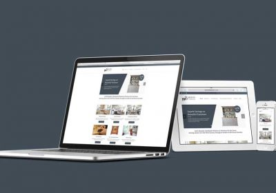 Luxury Bespoke Kitchen Website