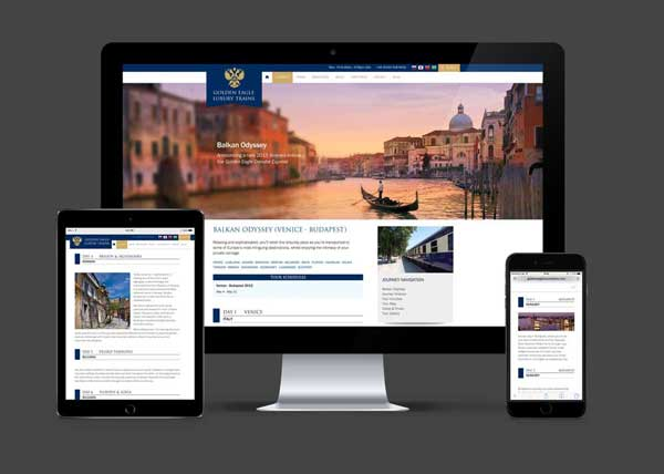 Responsive Website Designers Cornwall