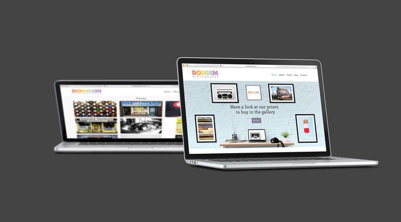 Photography Brochure Website