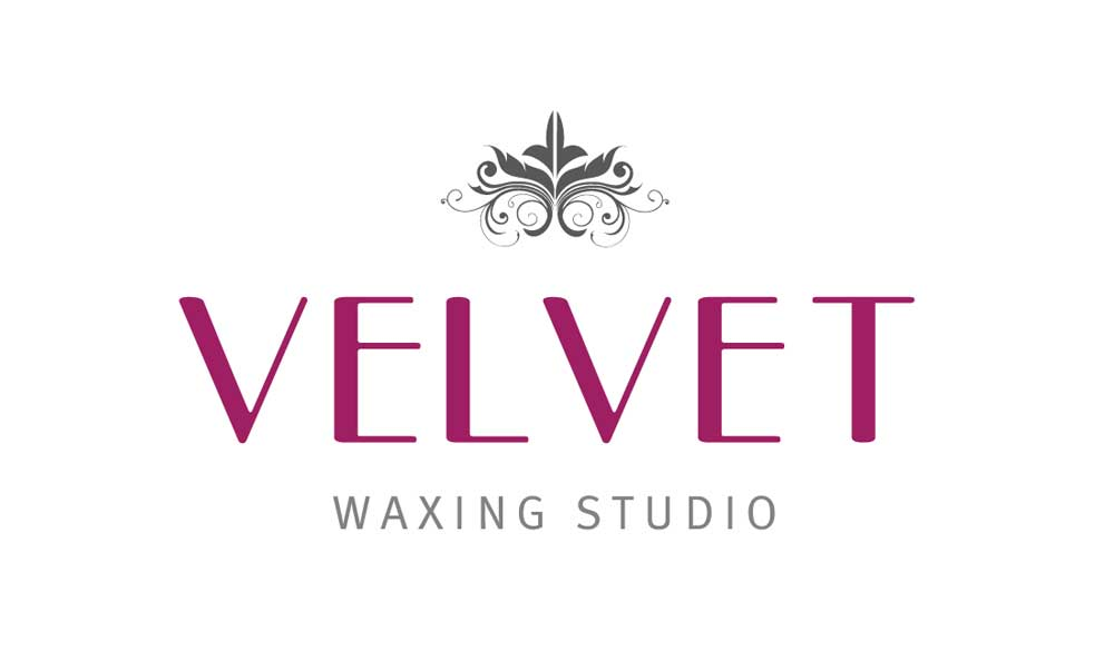 Waxing Studio Logo Design
