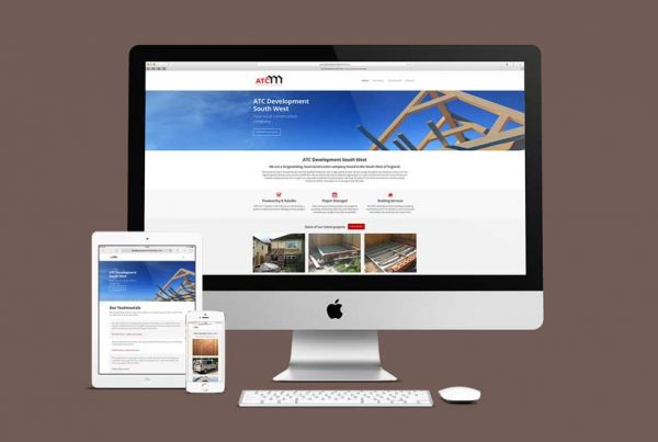 Cornwall Builder Website