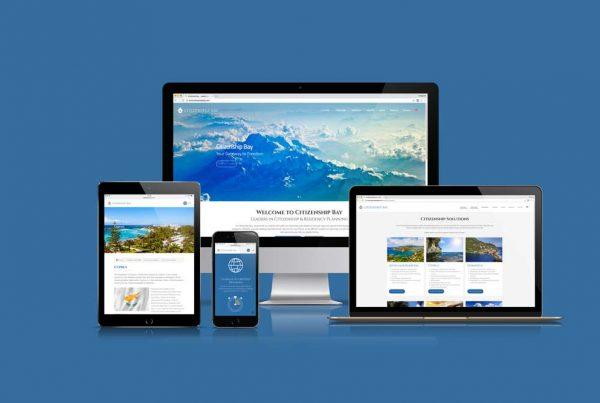 Citizenship Planning Web Design