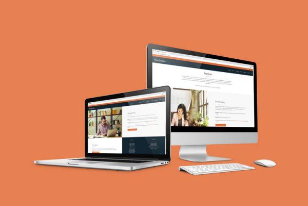 Translation Services Web Design