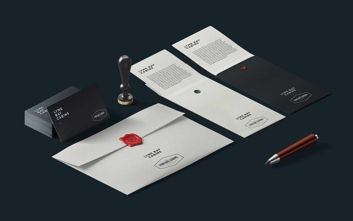 Print Design Example