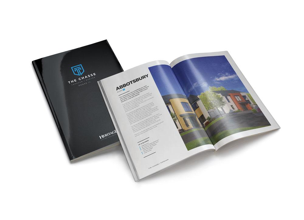 Brochure Design Cornwall